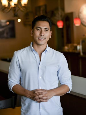 "David Cruz III of ""The Millionaire Matchmaker,"" is also a graduate of George Washington High."