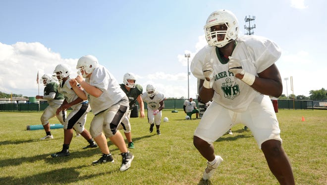 West Bloomfield and its high-flying offensive attack will open the season against Walled Lake Western at Wayne State.