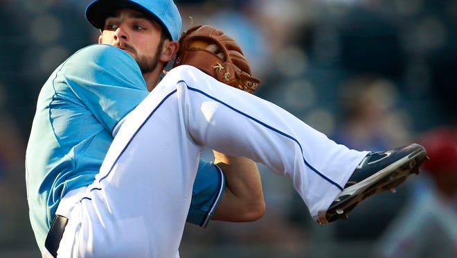 Kansas City Royals reliever Tim Collins, shown in 2011, says he knows he can't take anything for granted, even after three successful seasons in the Royals' bullpen.