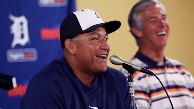 The Tigers have committed $292M to Miguel Cabrera over the next 10 years.