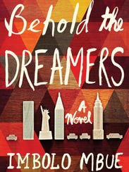 'Behold the Dreamers' by Imbolo Mbue