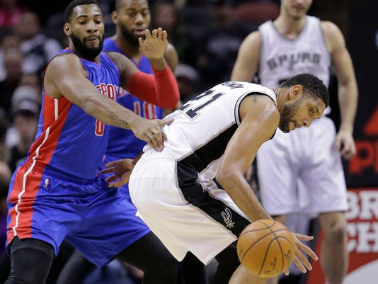 Andre Drummond, Tim Duncan