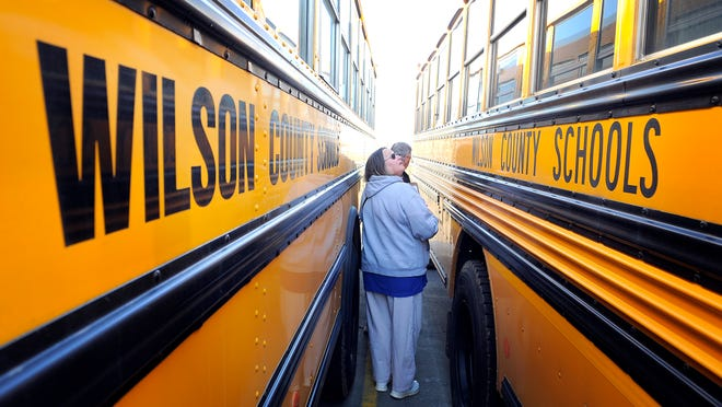A tenured Tuckers Crossroads Elementary teacher who allegedly participated in a prank against other staff is expected to be recommended for dismissal to the Wilson County School Board on Monday.