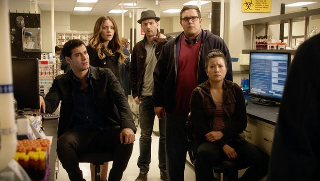 """The Scorpion team attempts to solve bio-terrorism in the March 14 episode of """"Scorpion"""" on CBS."""