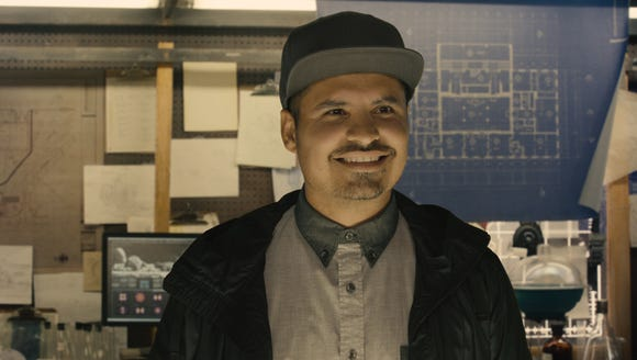 """Michael Pen~a star as lovable ex-con Luis in """"Ant-Man."""""""