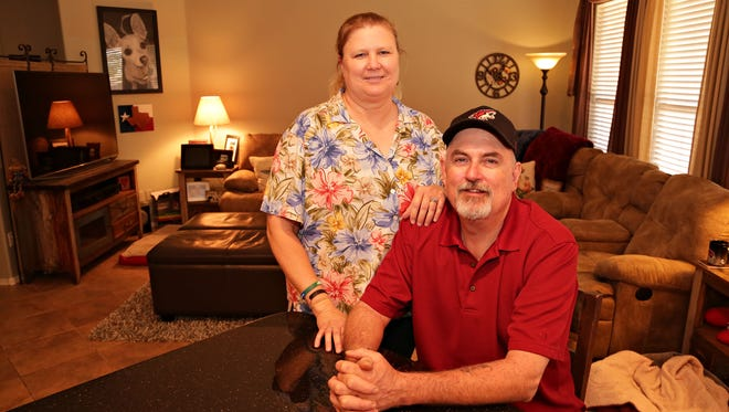 Lisa and Trey Neill are boomerang buyers who were able to purchase again after losing their home to foreclosure.