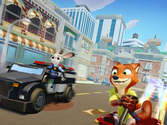 'Disney Infinity' changes strategy for 2016