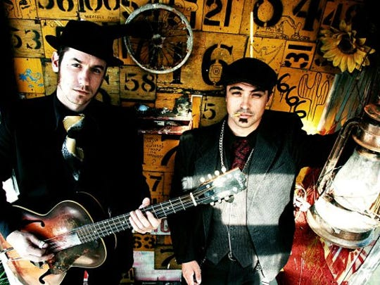 The Peculiar Pretzelmen will play Oct. 23 at Taproot Lounge & Cafe.