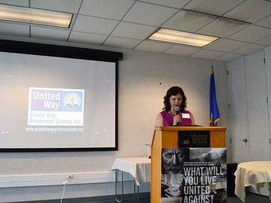 United Way Manitowoc County Executive Director Tania