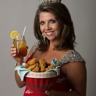 Local television news personality Barbie Bassett knows that there's no combination more Mississippi than fried chicken and sweet tea.