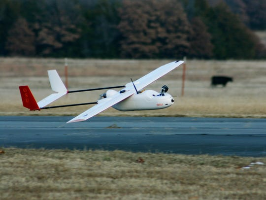 AP Drones Oklahoma