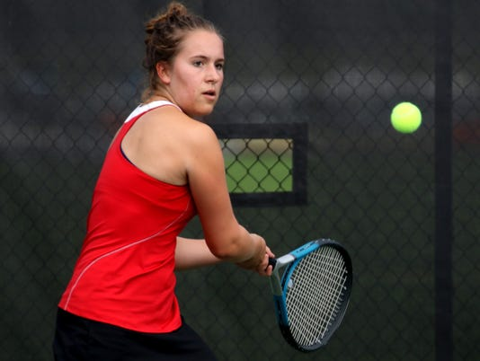 Muskego Girls Tennis