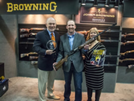 The Browning Sweet 16 received the Award of Excellence