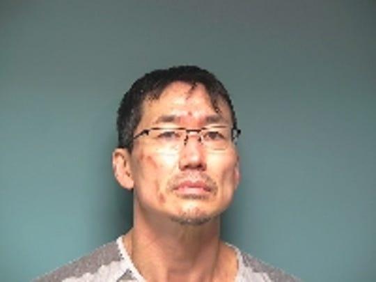 Jeffrey Bledsoe, 48, of Salem, was arrested on several drug charges Wednesday.