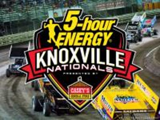 Knoxville Nationals logo