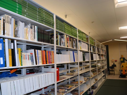 Publications are among the artifacts archived by the