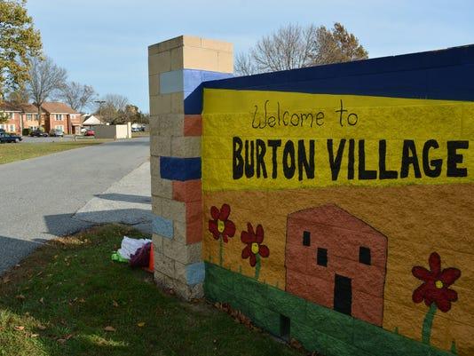 Burton Village 3