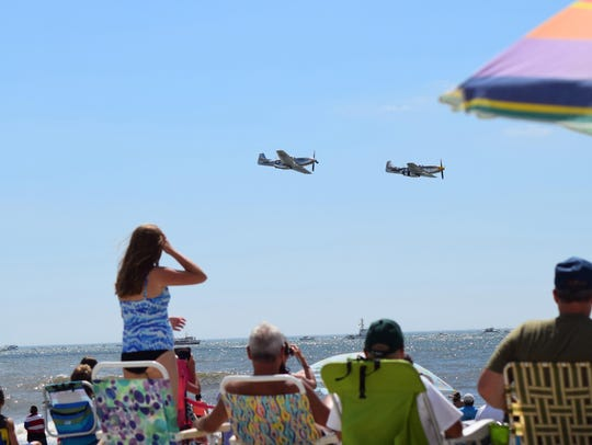 More than 450,000 spectators attended the 14th annual