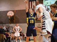 Check out the best plays from Greencastle-Antrim and Shippensburg's boys basketball team in the District 3 Class 5A consolations.