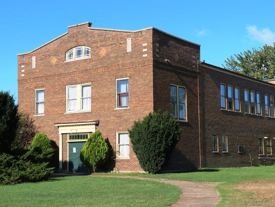 The South Greenville Grange Hall is the third Greenville