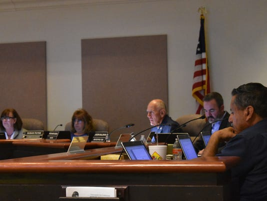 Alamogordo City Commissioners