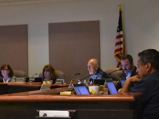 Alamogordo City Commissioners