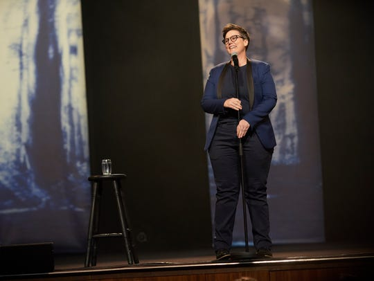 """Hannah Gadsby is shaking up comedy with """"Nanette."""""""