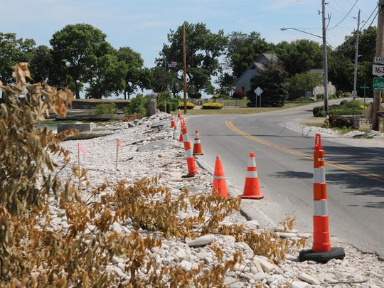 Over the weekend of April 14-15, debris washing ashore