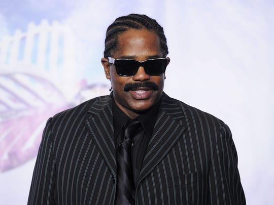 Larry Blackmon will perform with Cameo on Sept. 25 at the Indiana Convention Center.