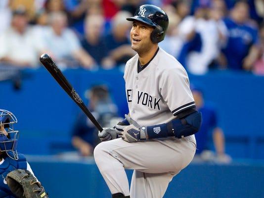 Yankees Blue Jays Baseball