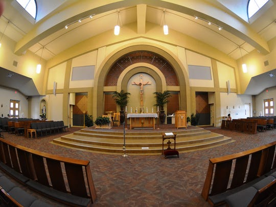 Saint Mary Magdalene Catholic Church was constructed in 2010 and seats 980 people for mass. Each week, four masses are held to accommodate the crowd.