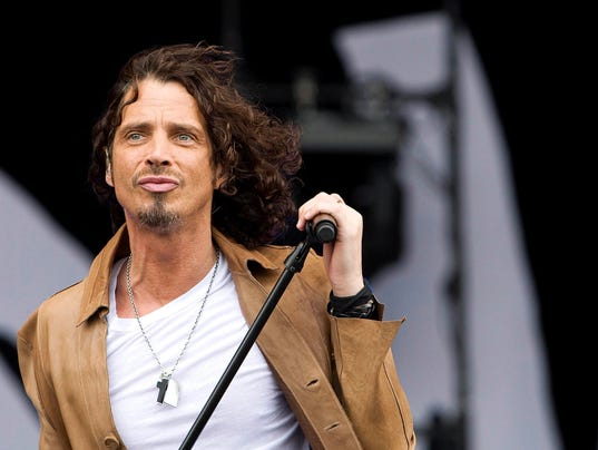 Chris Cornell of Soundgarden dies at 52