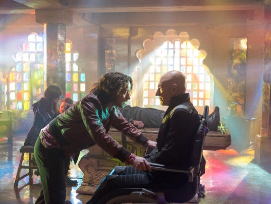 Film Review X-Men Days of Future Past