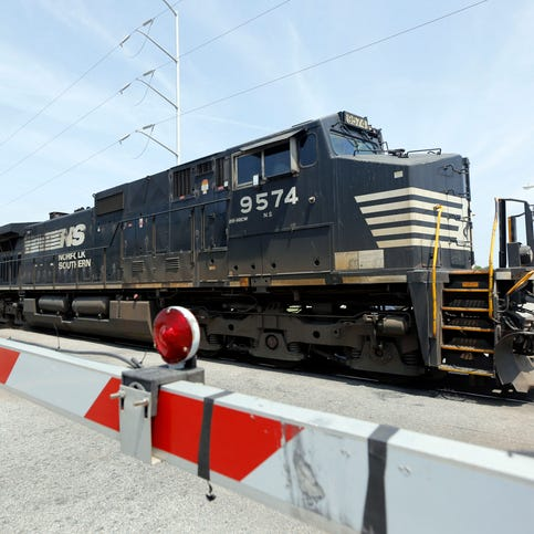 Anderson man struck by train on first day as crossing attendant, coroner says