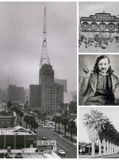 A look at historic photos from Phoenix's past.