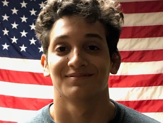 Michael Gonzalez, Golden Gate wrestling