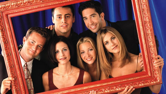"""Friends"" will land on Netflix in January."