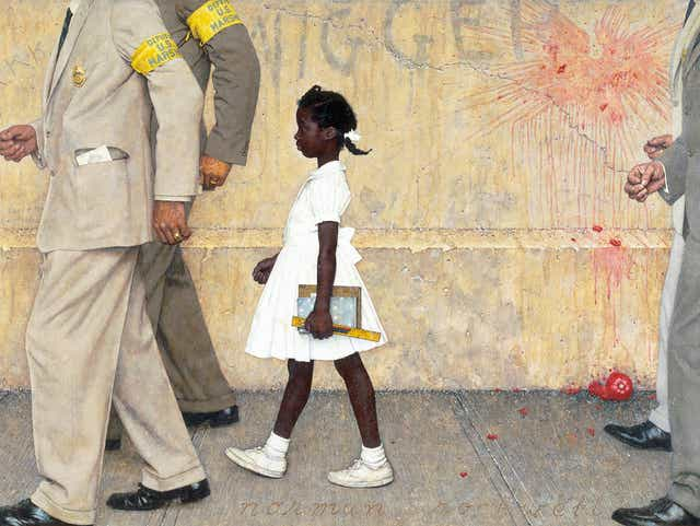 History: Ruby Bridges born in Mississippi