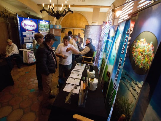 The Annual Western Pecan Growers Association Conference