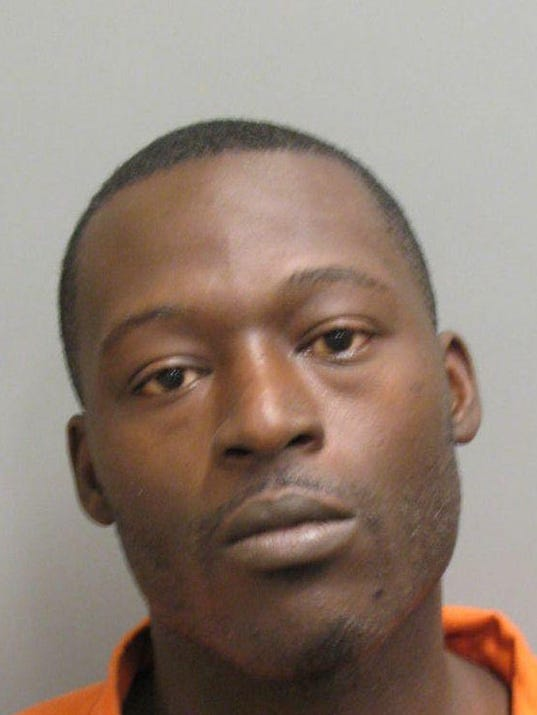 Johnathan Holloway is charged with burglary first and theft of property..jpg