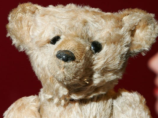 Teddy Bear Museum Auction At Christies