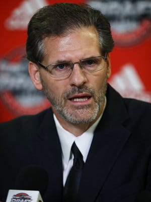 Flyers general manager Ron Hextall thinks many of the prospects are ready for an opportunity to prove they can play in the NHL.