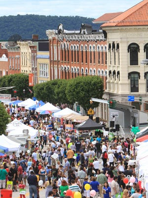 Thousands of people will flock to Main Street in Ossining for the annual Ossining Village Fair.