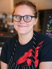 Theresa Schuenke was the opening chef de cuisine at