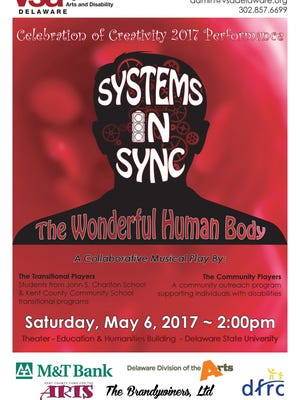 Poster for Systems in Sync: The Wonderful Human Body