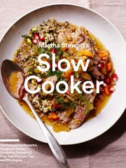 """Martha Stewart's Slow Cooker,"" available Aug. 29,"