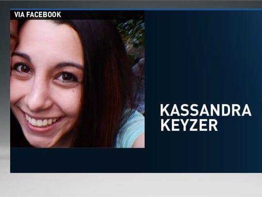 Kassandra Keyzer.