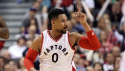 Toronto Raptors forward Jared Sullinger is coming to