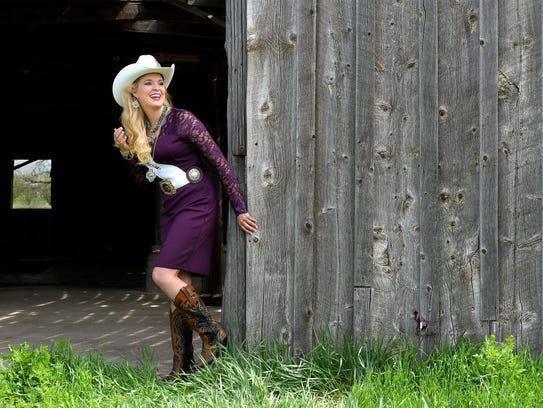 Since Lindsay Garpestad became Miss Rodeo Montana,