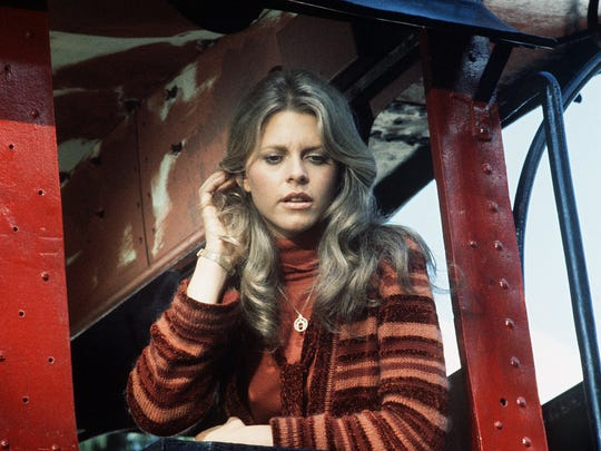"""Lindsay Wagner is """"The Bionic Woman"""" in this episode called """"Deadly Missiles""""  during Season One."""